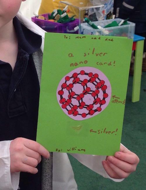 William's Fulleren Card