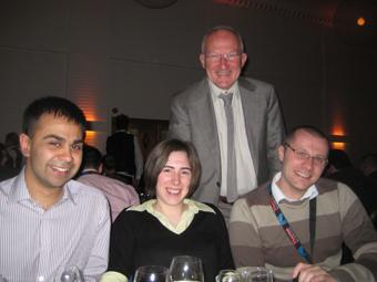 PFG members at AERC 2010