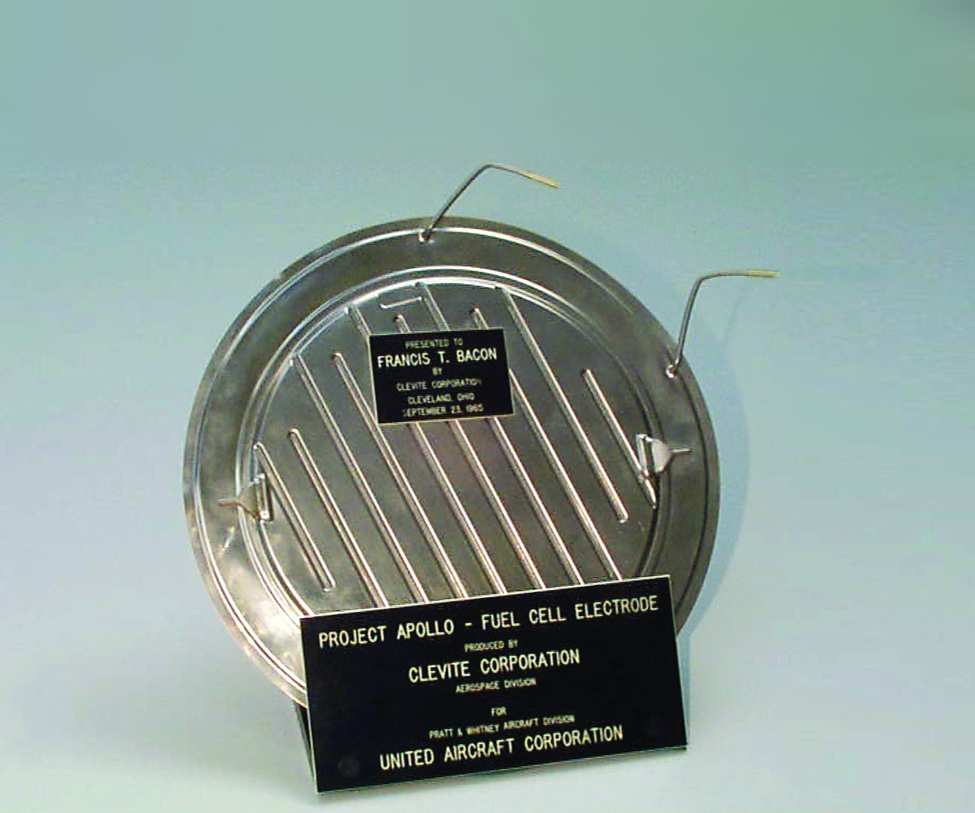 Bacon fuel cell electrode
