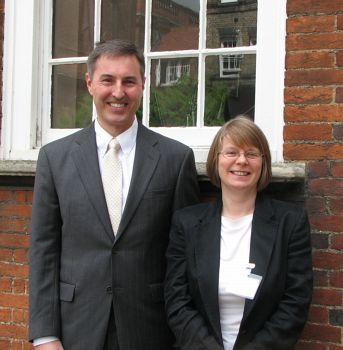 Bill and Lynn
