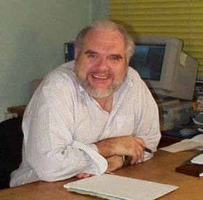 Photo of Dr Paterson