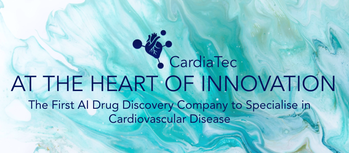 CardiaTec: At the heart of innovation - the first AI drug discovery company to specialise in cardiovascular disease