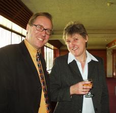 photo of Carol and  Howard