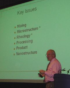 Malcolm presentation at the CNT meeting