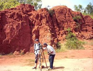 Adam surveying in India