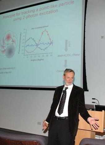 Professor Enrico Gratton