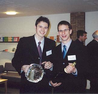 Heikki and Dan