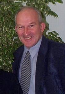 portrait of Prof Mackley