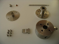 Component part of the mcf extrusion die