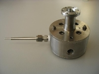 The assembled extrusion die