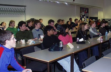 photo of open day