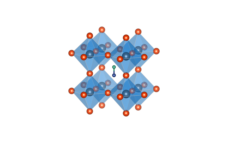 Perovskite structure