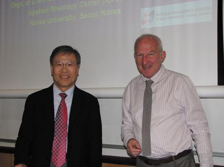Professor Hyun