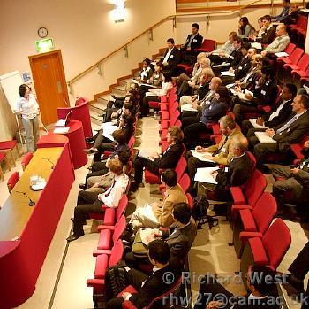 Umney Lecture Theatre, Robinson College