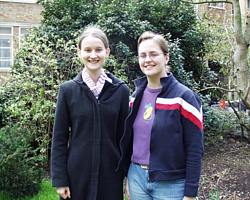 photo of Jeannette and  Christina