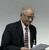 Prof M M Sharma