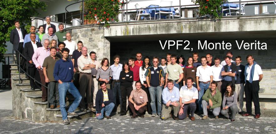 VPF2 Monte Verita