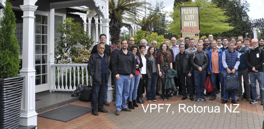 VPF7 Rotorua NZ