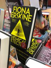 The Chemical Detective now available in Heffers.