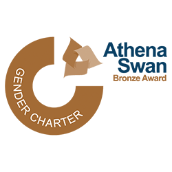 Athena SWAN Bronze Award Gender Charter logo