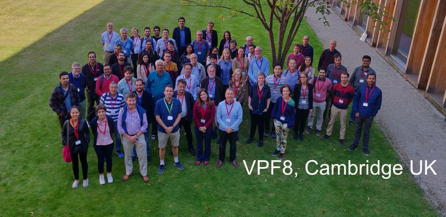 VPF8 Cambridge