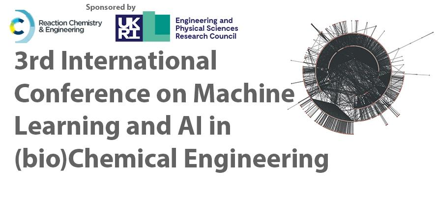 3rd International Conference on Machine Learning and AI in (bio)Chemical Engineering