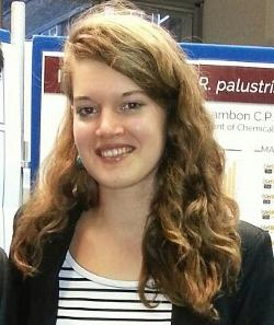 Salters' prize for Clementine Chambon