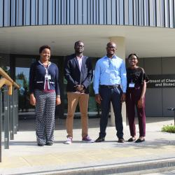 Organising committee for Africans in STEM symposium