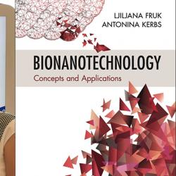 Ljiljana Fruk with co authors Nan Li and Tonya Kerbs and the book cover