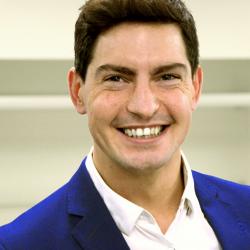 Dr Jamie Walters, Calyxia CEO