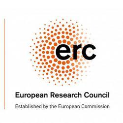 EU logo and ERC logo