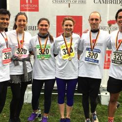 Chariots of Fire for Alzheimer's Research