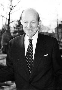 Dr Robin Cameron Paul CBE
