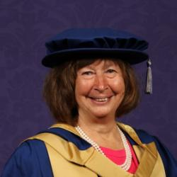 Honorary Doctor of Science for Prof Lisa Hall