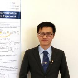 Poster prize for Zhimian Hao