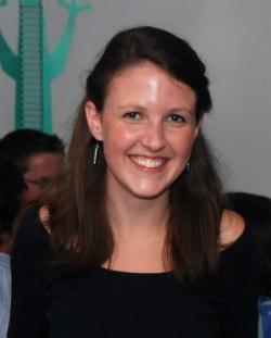 Award for Marijke Fagan