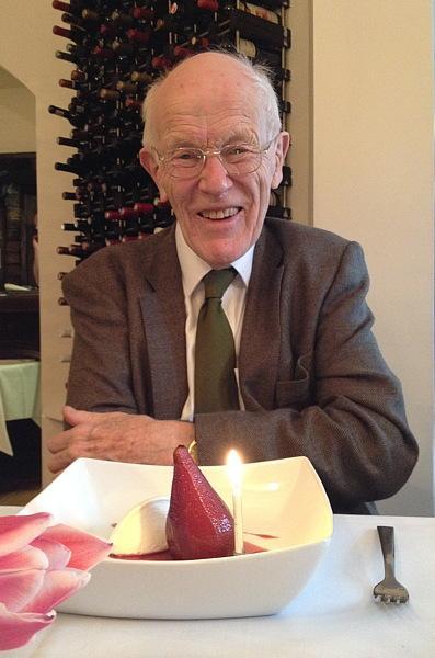 Bird, Stewart and Lightfoot Medal for Prof John Davidson