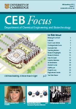 CEB Focus Newsletter