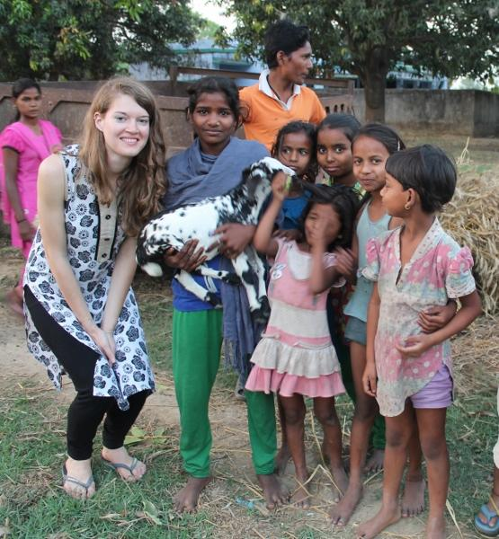 Oorja - providing power to underelectrified communities in rural India