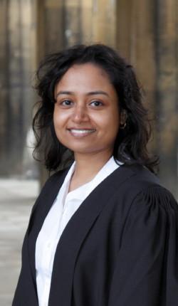 Scholarship for Parama Ghoshal