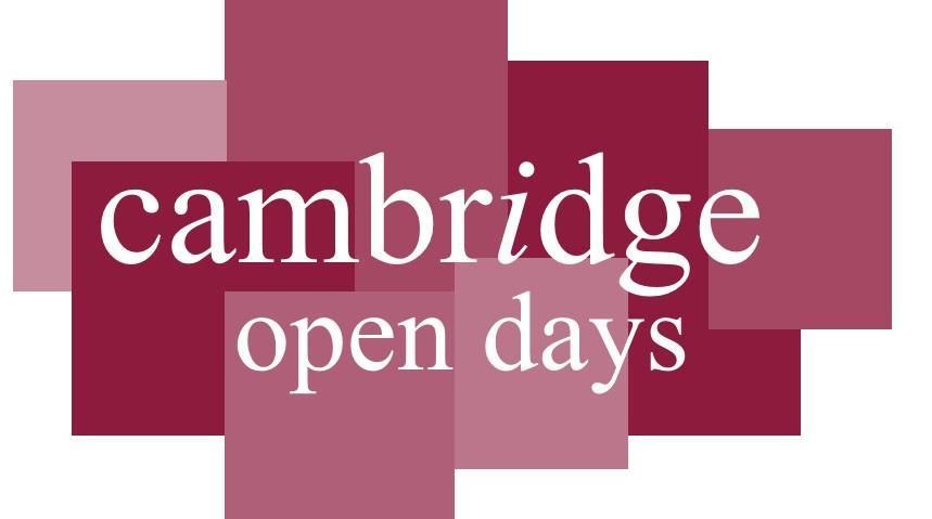 Postgraduate Open Day logo